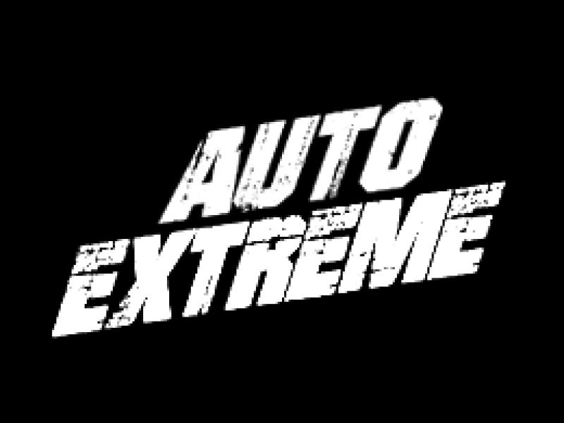 Black Mishimoto Universal Intercooler J-Line Auto Exteme LTD