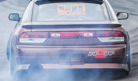 Nissan 180SX 200SX GT1 Rear Bumper Auto Extreme LTD