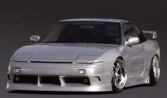 Nissan 180SX 200SX S13 G CORP- Style Front Bumper Auto Extreme LTD