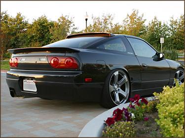 Nissan 180SX 200SX SU-Style Rear Bumper Auto Extreme LTD