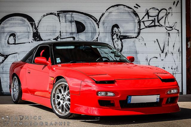200SX 180SX S13 Nissan S13 VX-Style Aero Body Kit Auto Extreme LTD
