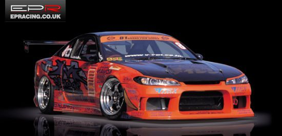 Nissan Silvia S15 MS-Style Aero Body Kit Auto Extreme LTD