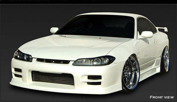 Nissan Silvia S15 G-Corp Style Front Bumper Auto Extreme LTD