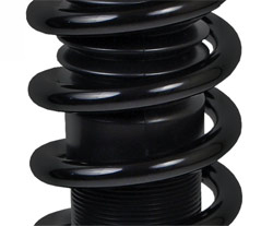 BR Series Coilover High quality coil springs