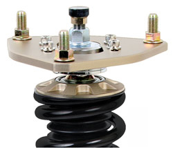 BR Series Coilover Pillowball (rose joint) upper mount