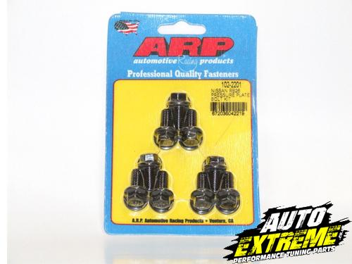 102-2201 ARP pressure plate bolt kit for RB25 RB26 SR20DE SR20DET Autoextreme LTD