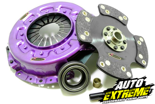 Xtreme Performance Nissan 180SX S13 / 200SX S14/A Race Carbon Blade Clutch Kit KNI24003-1P Auto Extreme LTD