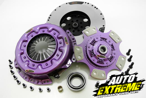 Xtreme Clutch Nissan Silvia S15 Heavy Duty Organic Clutch Kit Incl Flywheel KNI24540-1B Auto Extreme LTD