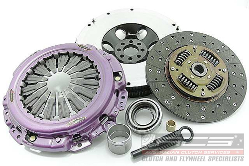 Xtreme Clutch Nissan 350Z Heavy Duty Organic Clutch Kit Incl Flywheel KNI25525-1A Auto Extreme LTD