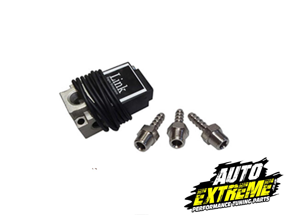 Link Engine Mangement Boost Control Solenoid 101-0015 Auto Extreme LTD