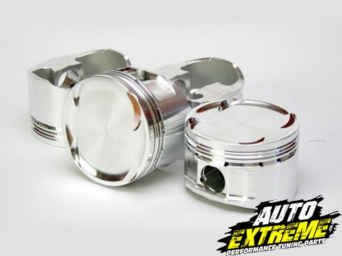 SC7297 CP Forged Pistons Nissan Skyline RB25DET NEO 86.5mm 9.0:1 Autoextreme LTD